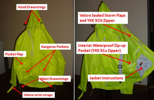 JakPak All-In-One Garment Review - 6