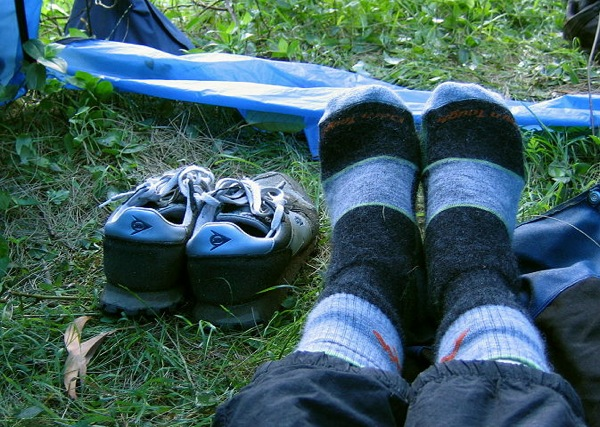Darn Tough Vermont Boot Sock Review - 4
