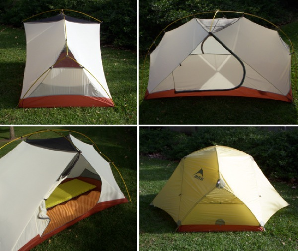 MSR Hubba Hubba HP Tent Review - 1 & MSR Hubba Hubba HP Tent Review - Backpacking Light