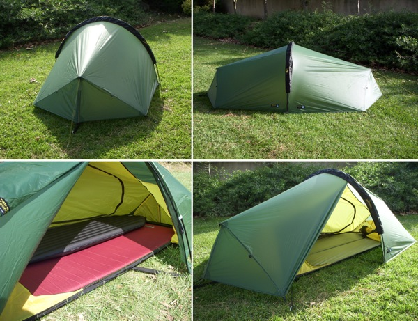 Terra Nova Laser Tent Review - 1 & Terra Nova Laser Tent Review - Backpacking Light