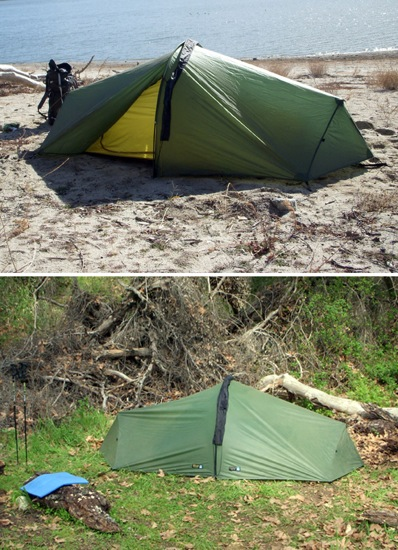 Terra Nova Laser Tent Review - 5 & Terra Nova Laser Tent Review - Backpacking Light