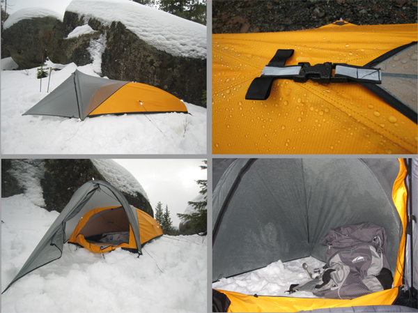 Integral Designs Wedge eVENT Bivy REVIEW - 11