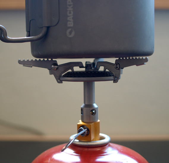 Monatauk Gnat Stove Review - 3