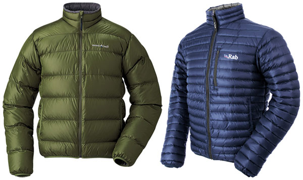 Ultralight Three-Season Down Jackets State of the Market Report 2010 Part 1: Overview and State-of-the-Art Analysis - 5