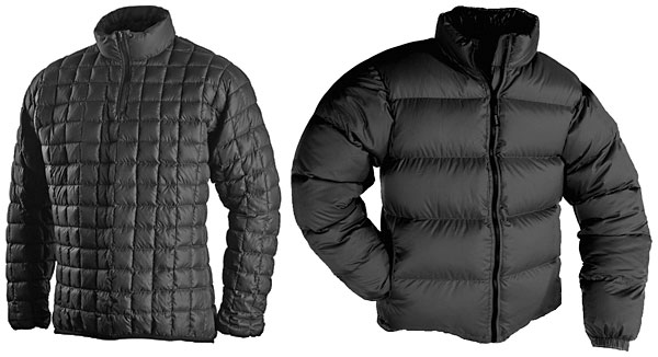 Ultralight Three-Season Down Jackets State of the Market Report 2010 Part 1: Overview and State-of-the-Art Analysis - 6