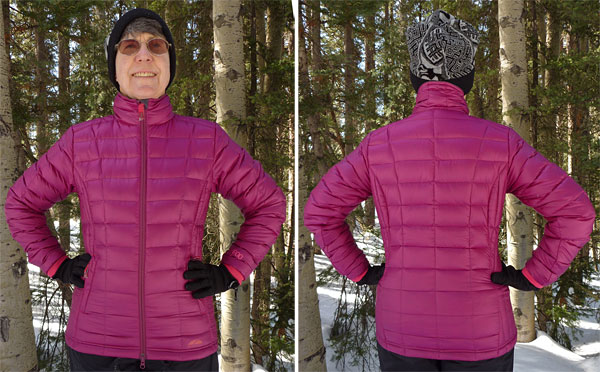 GoLite Demaree Canyon Jacket and Anorak Review - 2
