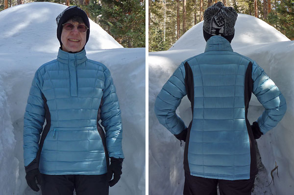 GoLite Demaree Canyon Jacket and Anorak Review - 3