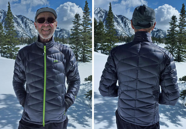 GoLite Demaree Canyon Jacket and Anorak Review - 4