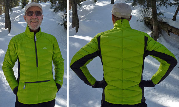 GoLite Demaree Canyon Jacket and Anorak Review - 5