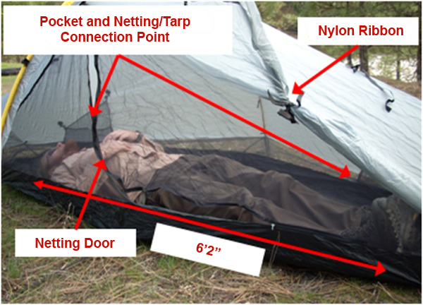 Tarptent Moment Performance Appraisal - 1
