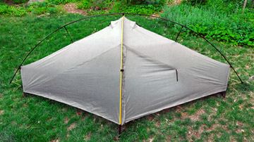 Tarptent Moment Performance Appraisal - 12