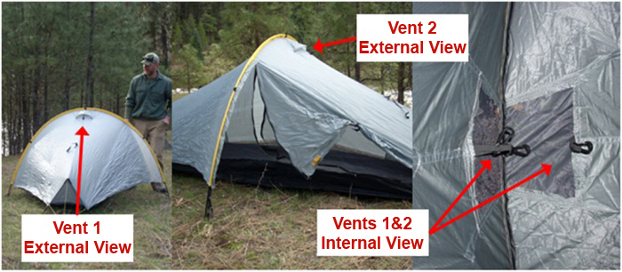 Tarptent Moment Performance Appraisal - 6