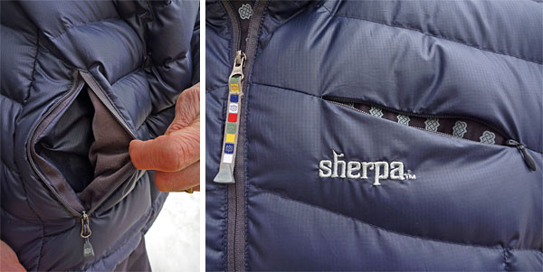 Sherpa Pangboche Down Sweater Review - 3