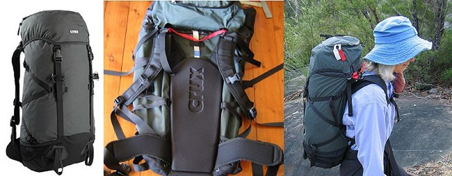 Crux AK47 and Crux AK57 Packs (UK) - 1