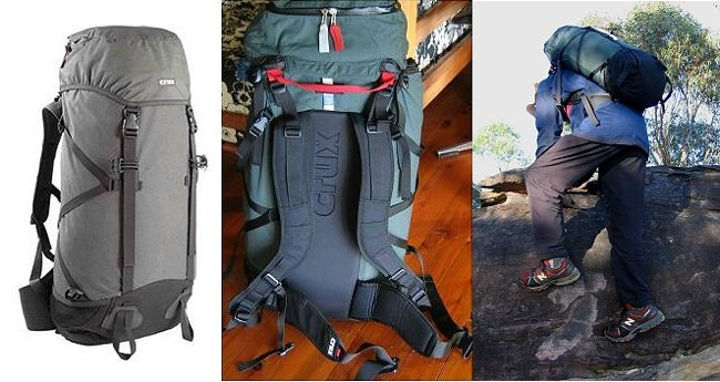 Crux AK47 and Crux AK57 Packs (UK) - 2