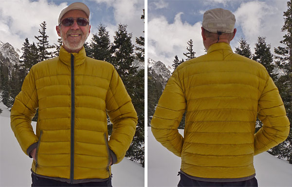 Westcomb Chilko Down Sweater Review - 2