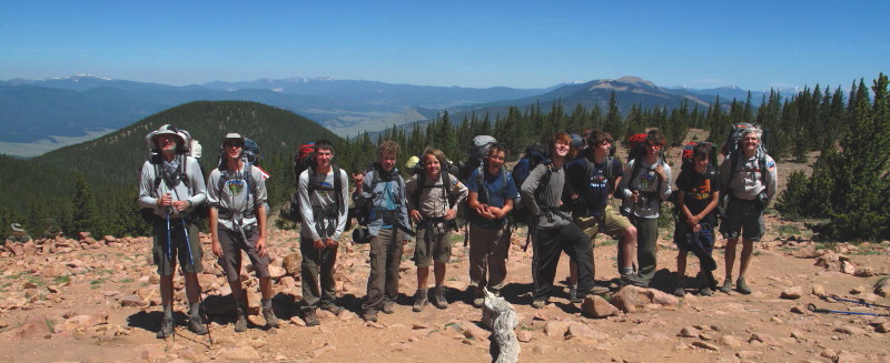 Philmont Redux: A Returning Scouter's Report - 1