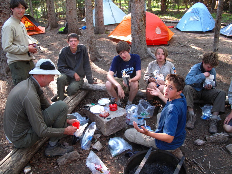 Philmont Redux: A Returning Scouter's Report - 12