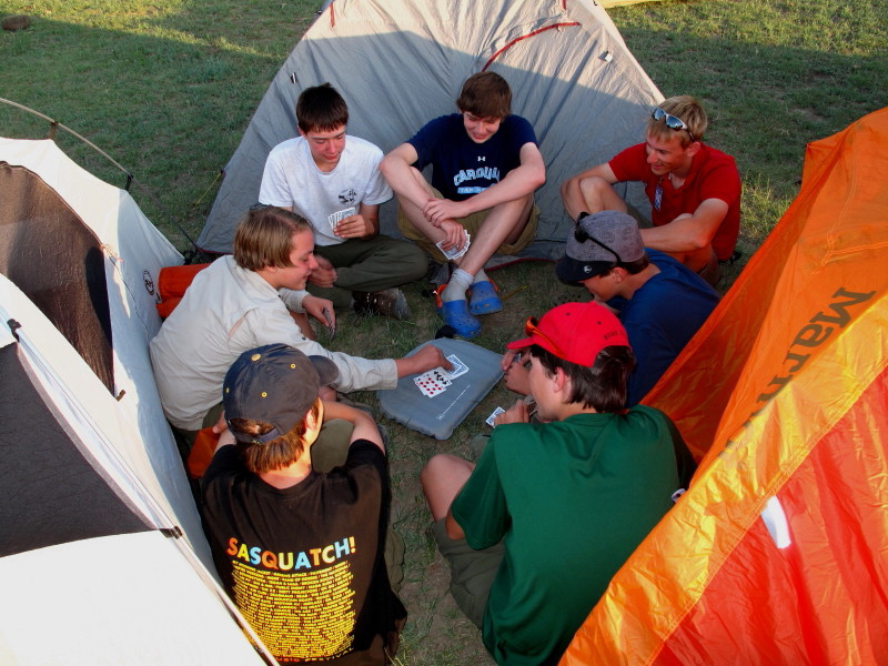 Philmont Redux: A Returning Scouter's Report - 5