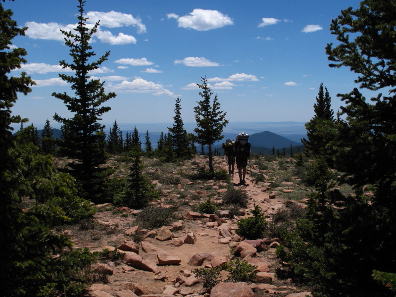 Philmont Redux: A Returning Scouter's Report - 8