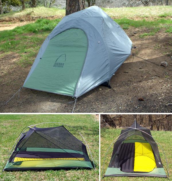 Sierra Designs Vapor Light 2 Tent Review - 2 & Sierra Designs Vapor Light 2 Tent Review - Backpacking Light