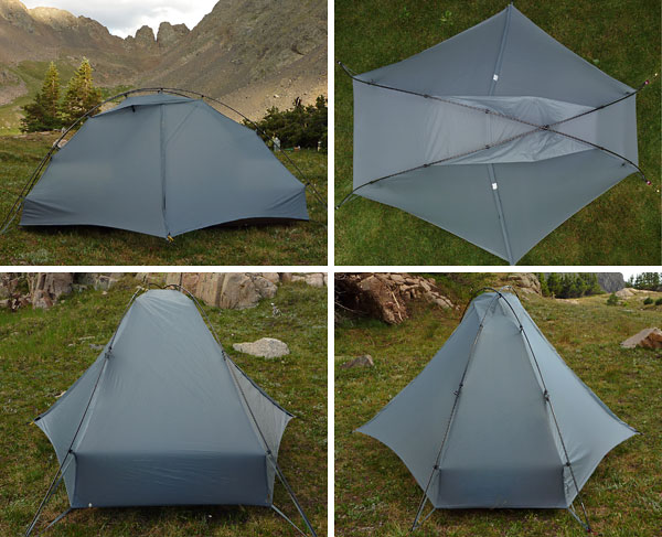 Big Sky International Mirage 1P Tent Review - 2