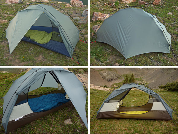 Big Sky International Mirage 1P Tent Review - 3 & Big Sky International Mirage 1P Tent Review - Backpacking Light