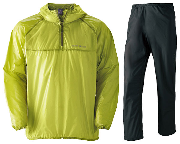 MontBell Tachyon Anorak and Dynamo Wind Pants Review - 1