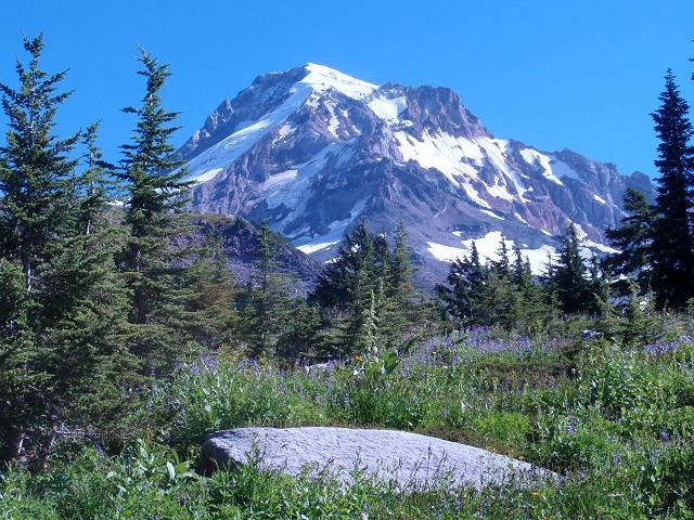 September Around Mount Hood - 1