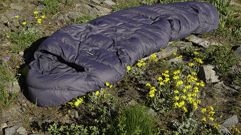 Therm-a-Rest Haven Down Top Sleeping Bag - 1