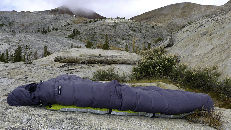 Therm A Rest Haven Down Top Sleeping Bag