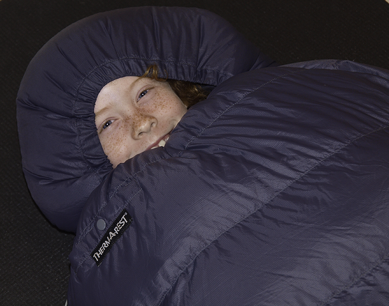 Therm-a-Rest Haven Down Top Sleeping Bag - 7
