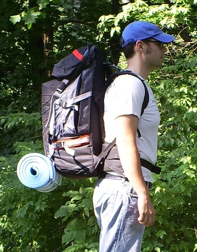 Lightweight Backpacking, Wal-Mart Style - 5
