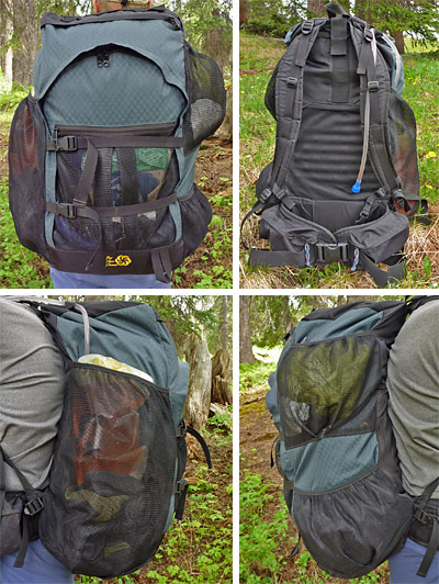 Six Moon Designs Traveler Backpack Review - 2
