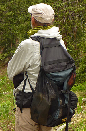 Six Moon Designs Traveler Backpack Review - 8