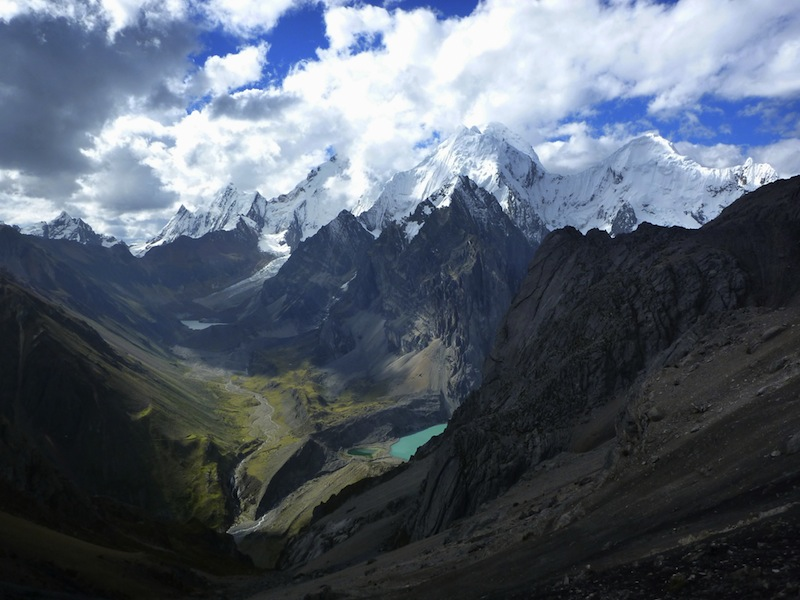 Valley Hopping in the Cordillera Huayhuash - 11