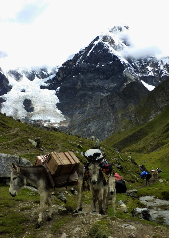 Valley Hopping in the Cordillera Huayhuash - 3