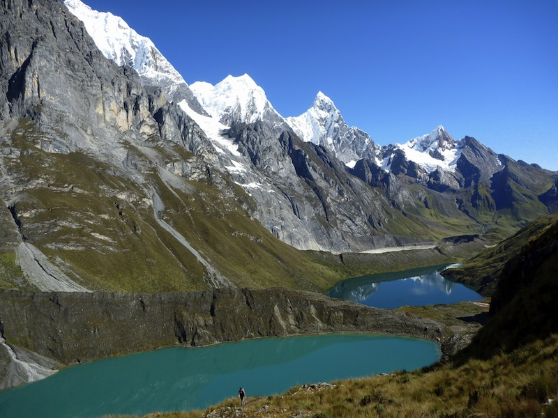 Valley Hopping in the Cordillera Huayhuash - 5