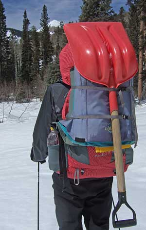GoLite Peak Backpack Review - 10