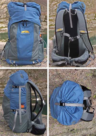 GoLite Peak Backpack Review - 3