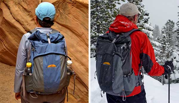 GoLite Peak Backpack Review - 8
