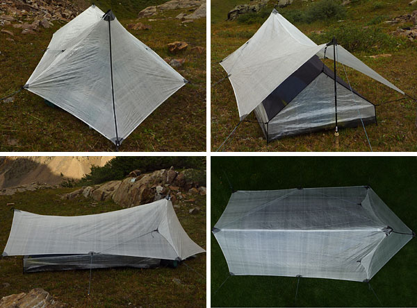 Hyperlite Mountain Gear Echo Ultralight Modular Shelter System Review - 2