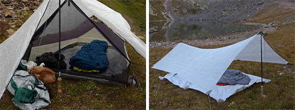 Hyperlite Mountain Gear Echo Ultralight Modular Shelter System Review - 4
