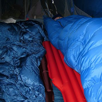 Katabatic Sawatch 15 Quilt and Crestone Hood Review  - 4