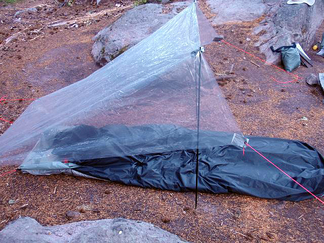 How to Prevent Internal Condensation | Section Hikers Backpacking Blog