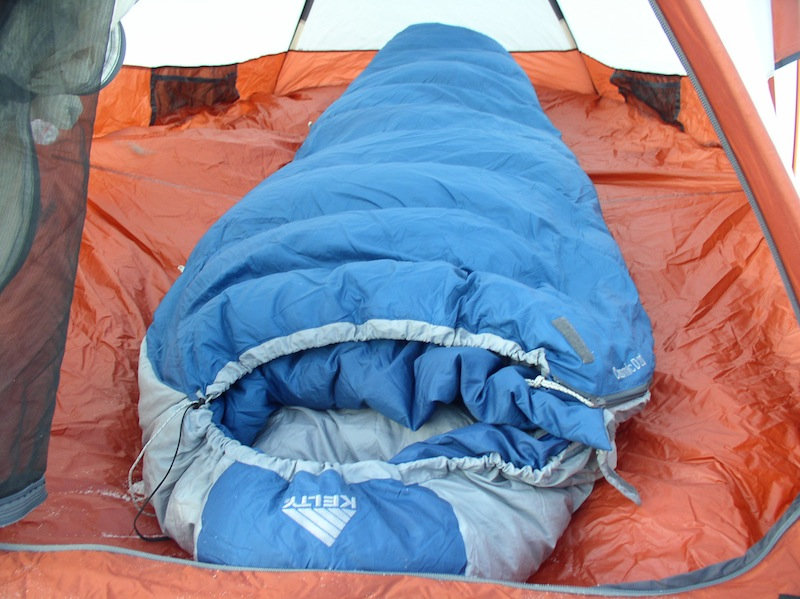 Kelty Cosmic Down 20 Sleeping Bag Review