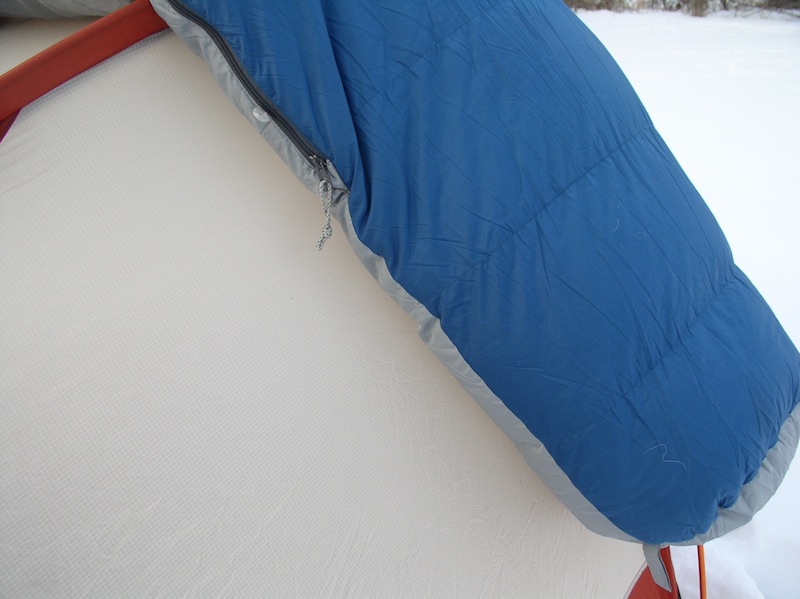 Kelty Cosmic Down 20 Sleeping Bag Review - 3