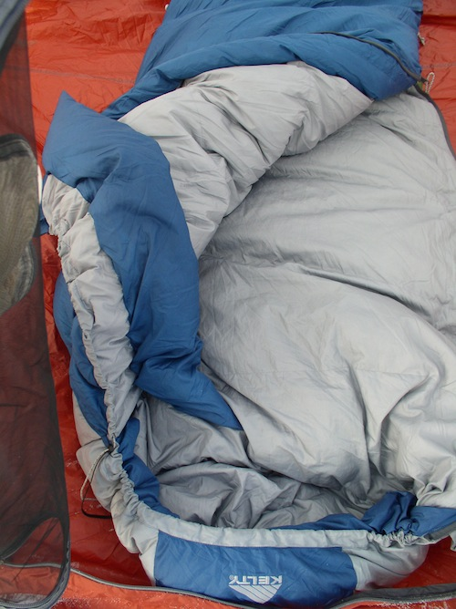 Kelty Cosmic Down 20 Sleeping Bag Review - 4