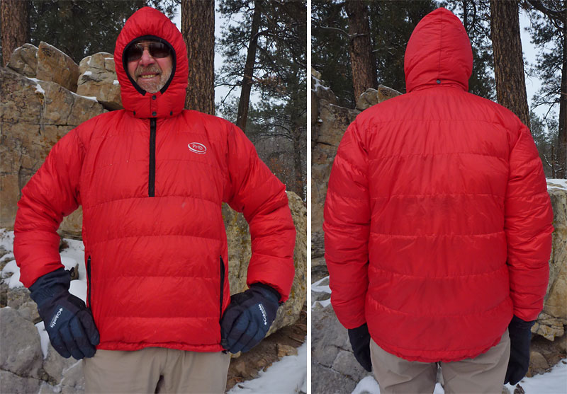 PHD Mountain Software Yukon Down Pullover Review - 2