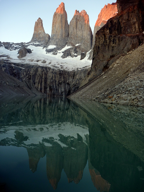 The Global Test: Ten Days in Torres del Paine, Chile - 9